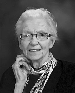 Agnes Edrie Moore