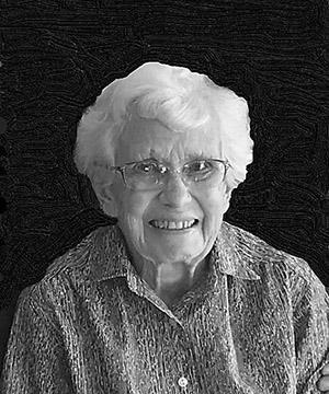 Elsie Marie Walhstrom