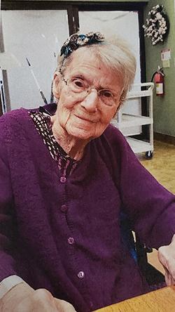 D. Helen Wilson