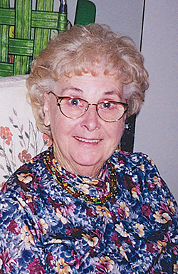 Marian Elizabeth Perreault