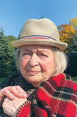 Patricia Anne Lochhead (nee Poole)