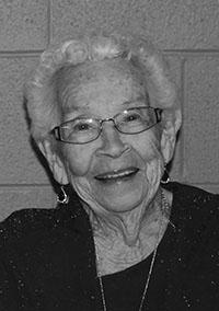 Frances Isabella Strain
