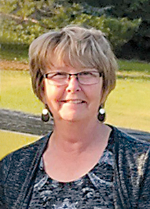 Treva Dianne White (nee Doud)
