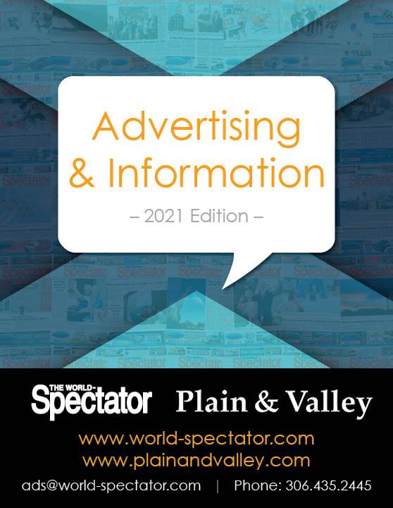 Advertising & Information Book