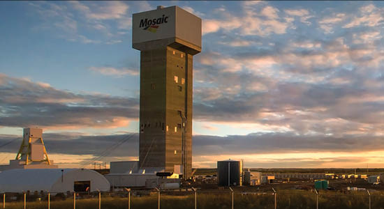 While Colonsay mine has been idled indefinitely: Mosaic VP says future is bright for Esterhazy mine